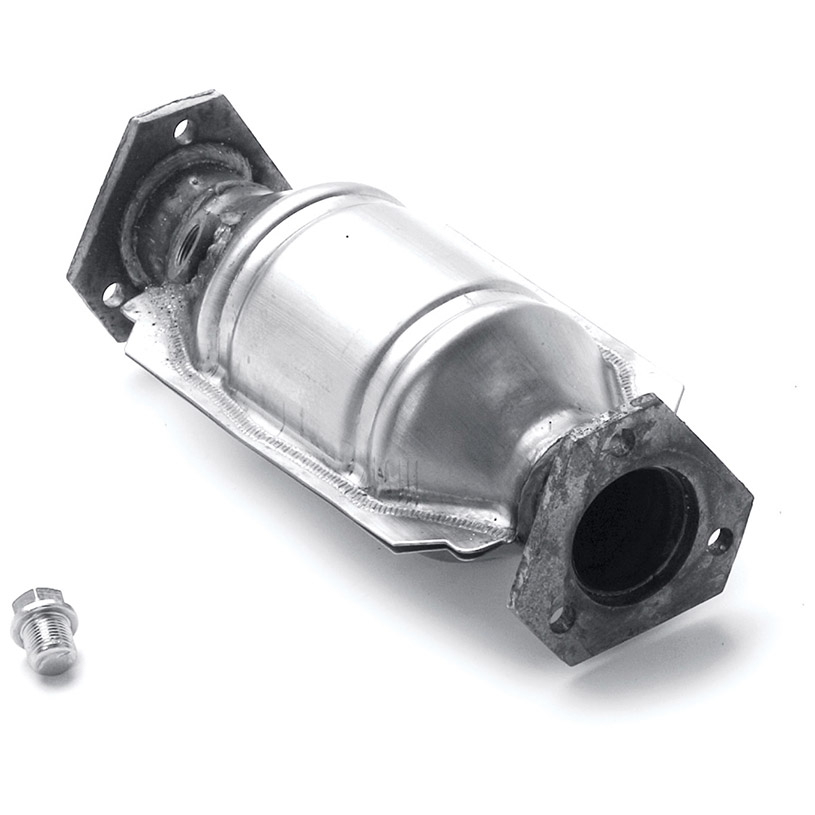 Audi 90                             Catalytic ConverterCatalytic Converter
