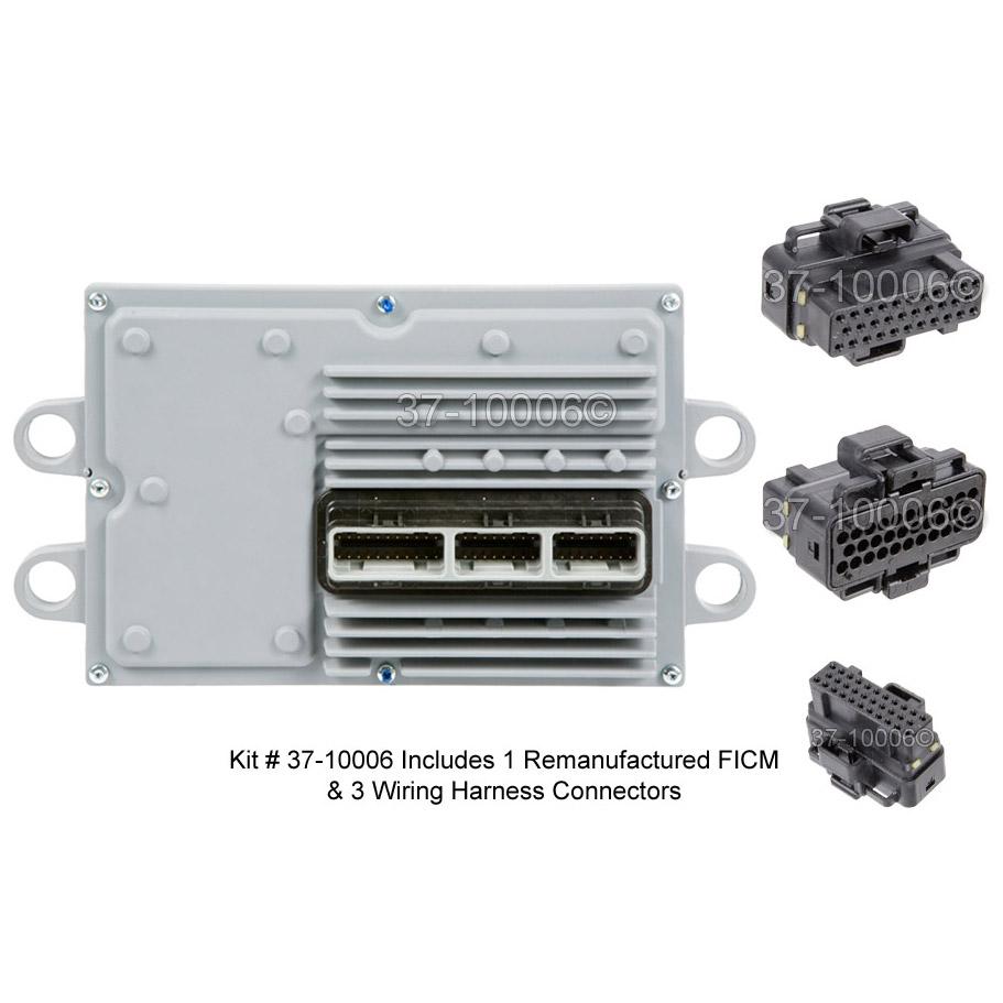 Ford E Series Van                   Engine Control Module KitsEngine Control Module Kits