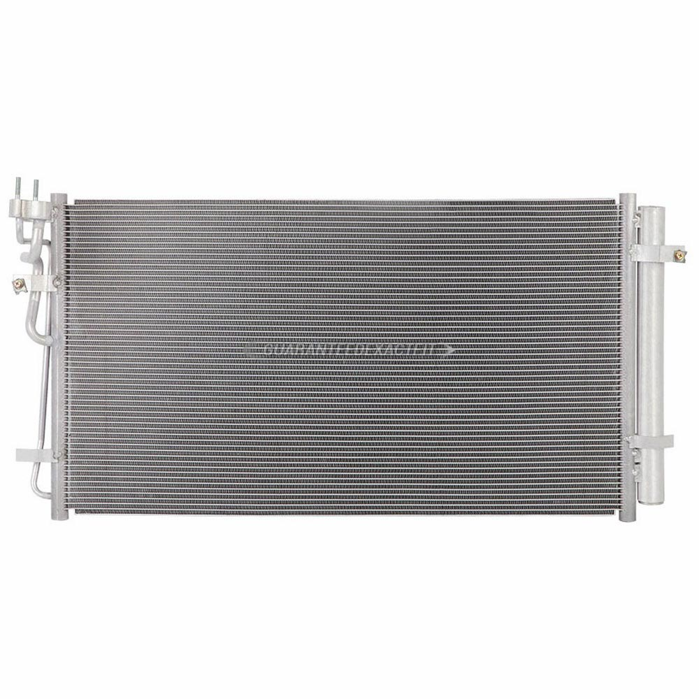 Hyundai Genesis                        A/C CondenserA/C Condenser