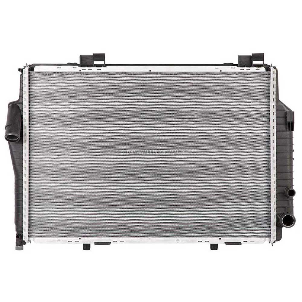Mercedes_Benz CLK430                         RadiatorRadiator