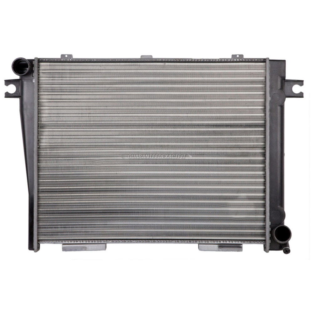 BMW 635csi                         RadiatorRadiator