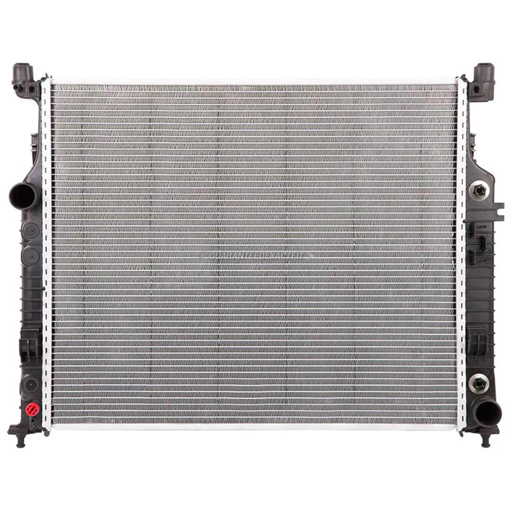 Mercedes_Benz ML63 AMG                       RadiatorRadiator