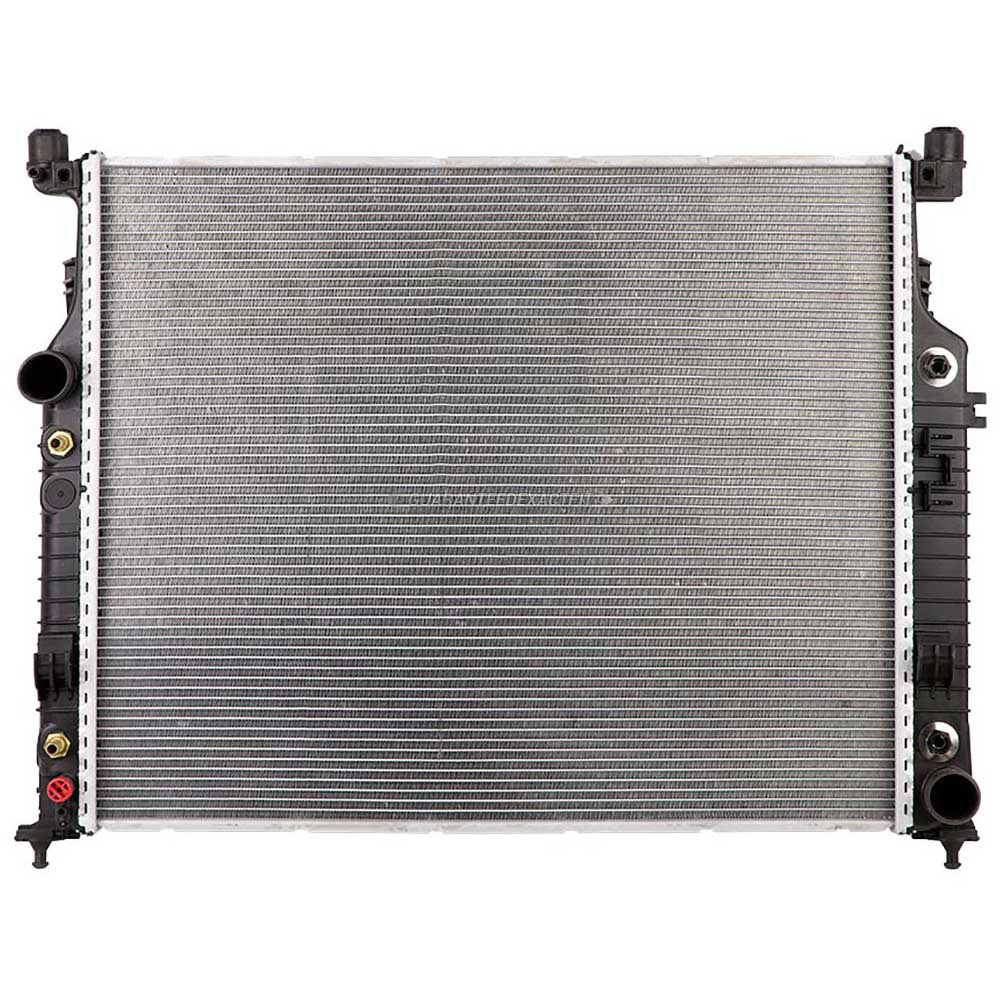 Mercedes_Benz ML550                          RadiatorRadiator