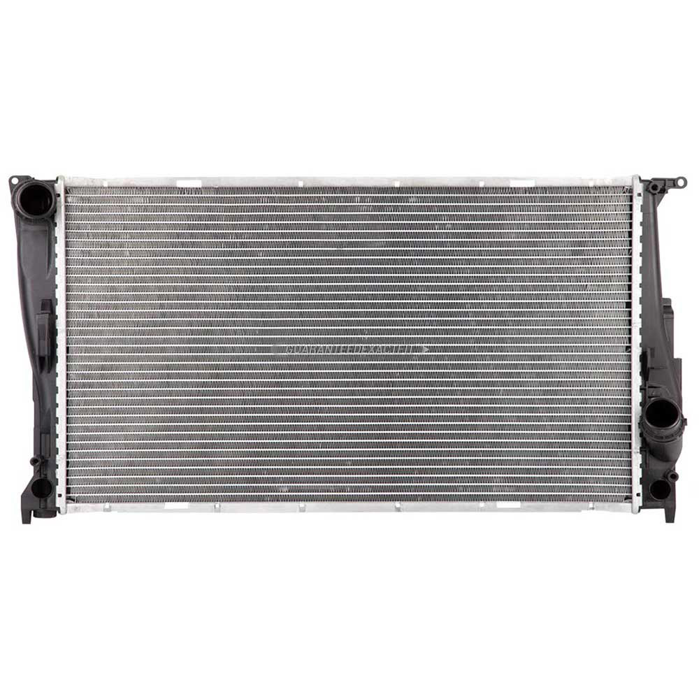 BMW 335is                          Radiator