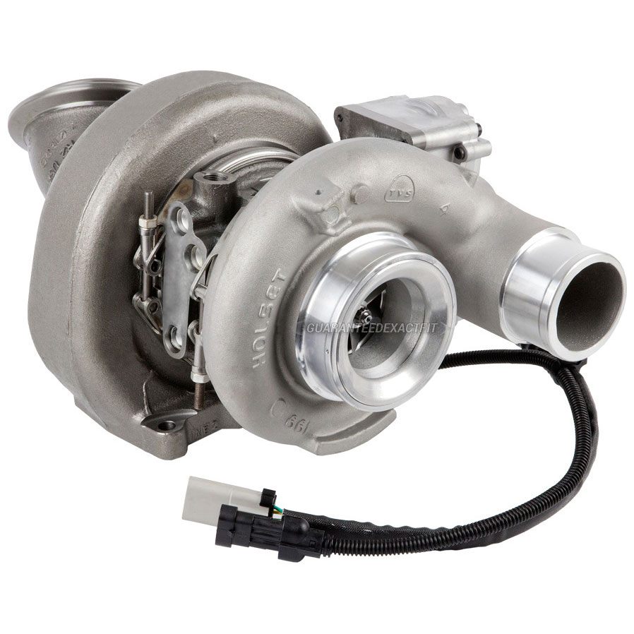 2010 Dodge Ram 6.7L Diesel Engine Turbocharger