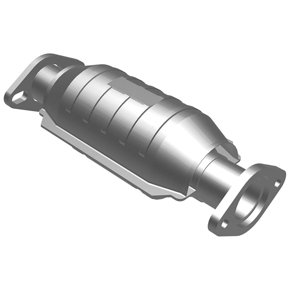 Mitsubishi Cordia                         Catalytic ConverterCatalytic Converter