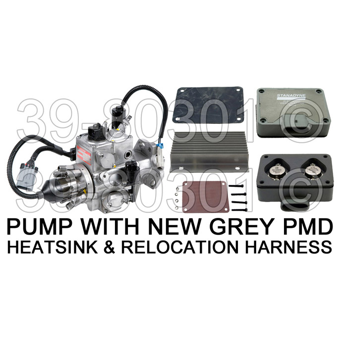 GMC Van                            New PMD Upgrade and Relocation KitNew PMD Upgrade and Relocation Kit