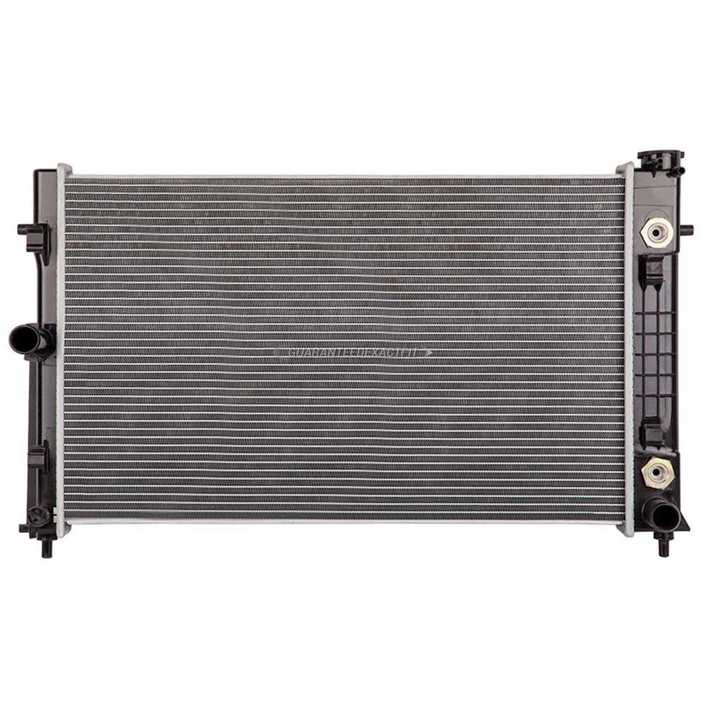 Pontiac GTO                            RadiatorRadiator
