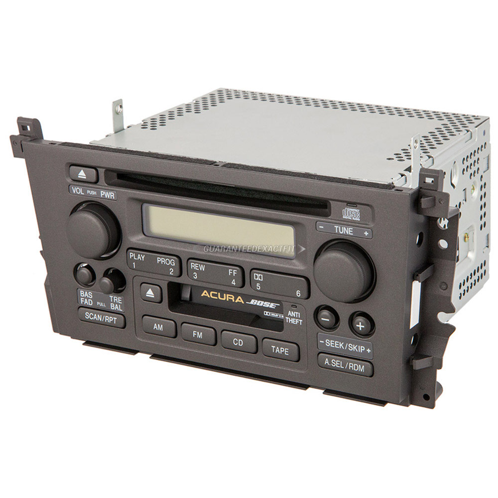 2000 Acura TL Radio Or CD Player From Car Parts Warehouse