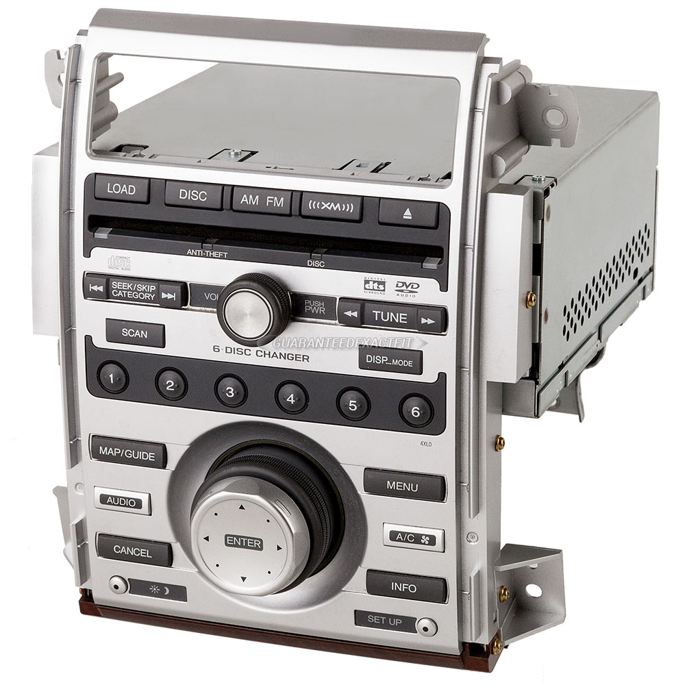 Acura RL Radio Or CD Player Parts From Car Parts Warehouse