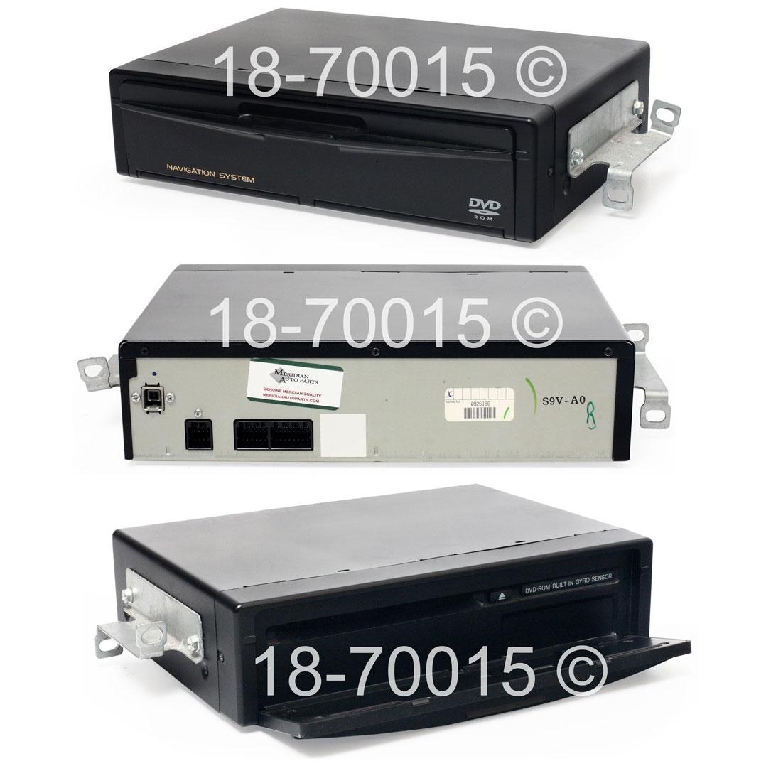 Honda Pilot                          DVD Navigation ModuleDVD Navigation Module