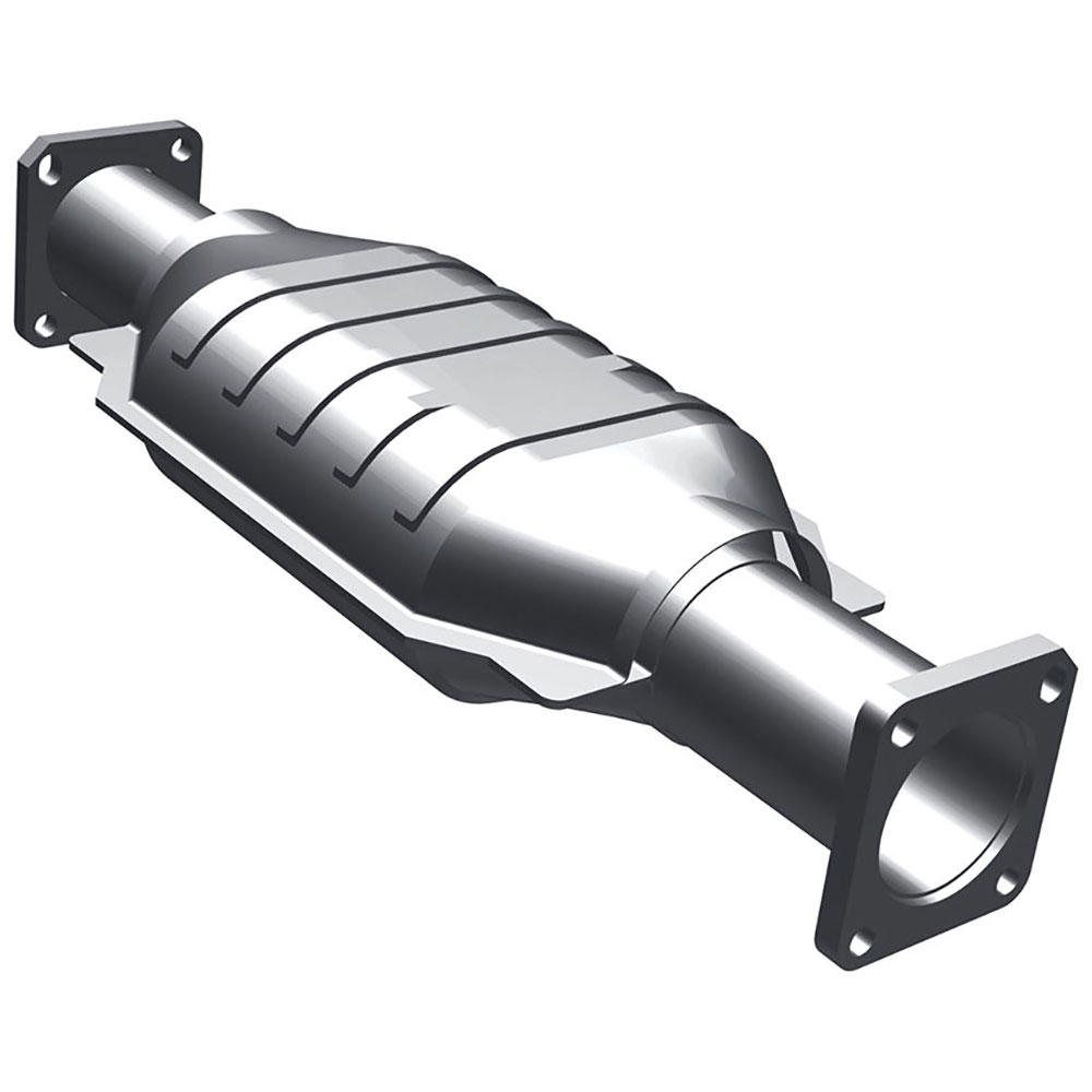 Isuzu Trooper                        Catalytic ConverterCatalytic Converter
