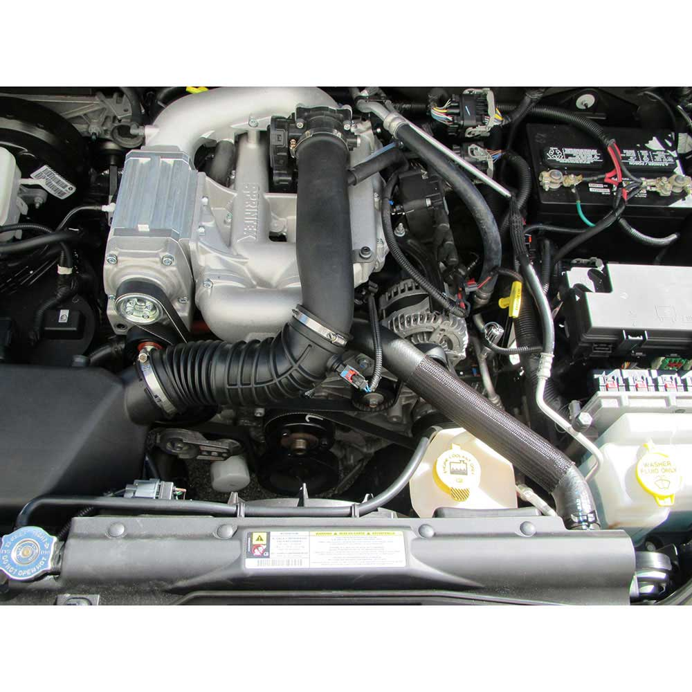 Jeep Wrangler                       Performance SuperchargersPerformance Superchargers