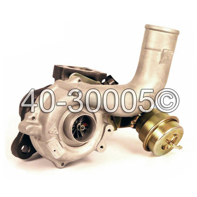 2001 Volkswagen Beetle 1.8L Gas Engine with Engine Code APH [OEM Number 06A145704L] Turbocharger