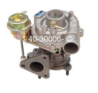 1998 Volkswagen Jetta 1.9L Diesel Engine Turbocharger