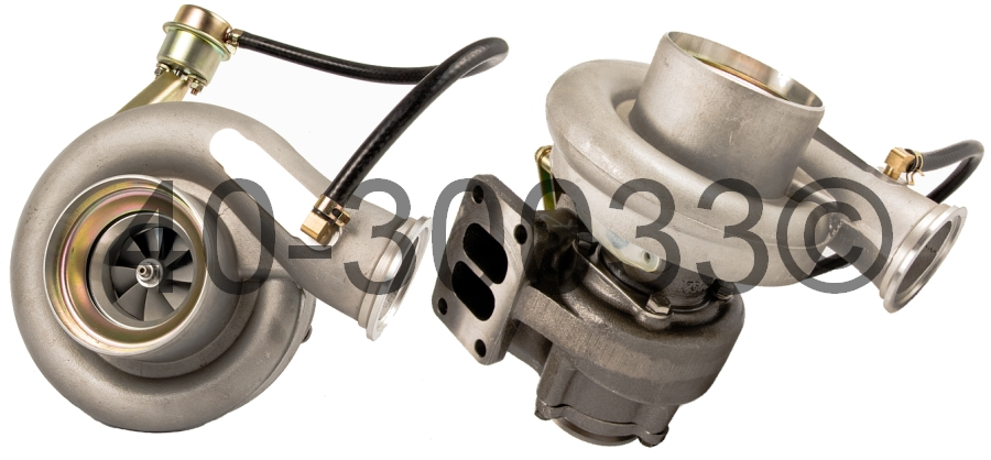 Dodge  5.9L Diesel - Automatic Transmission Turbocharger
