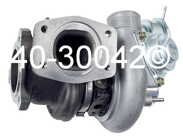 1998 Volvo V70 2.4L Engine Turbocharger