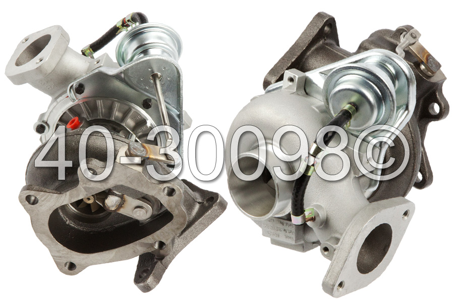 Subaru Outback Turbocharger