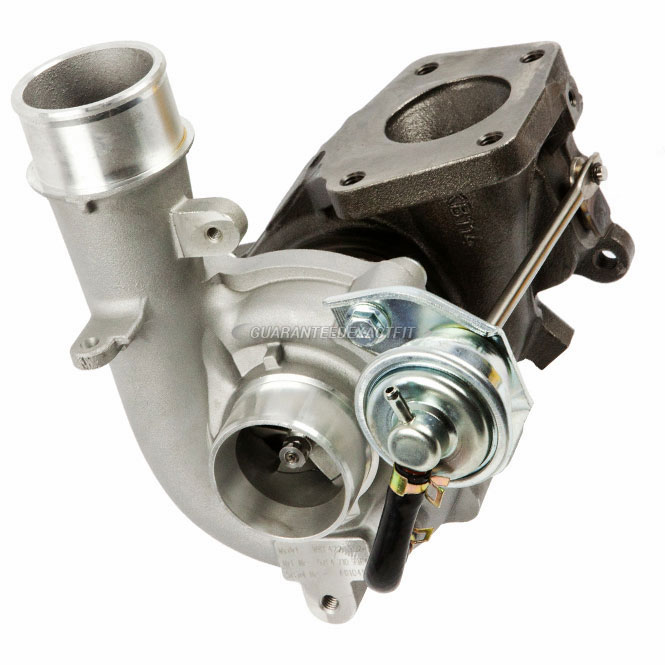 2008 Mazda CX-7 2.3L Turbocharged Model Turbocharger
