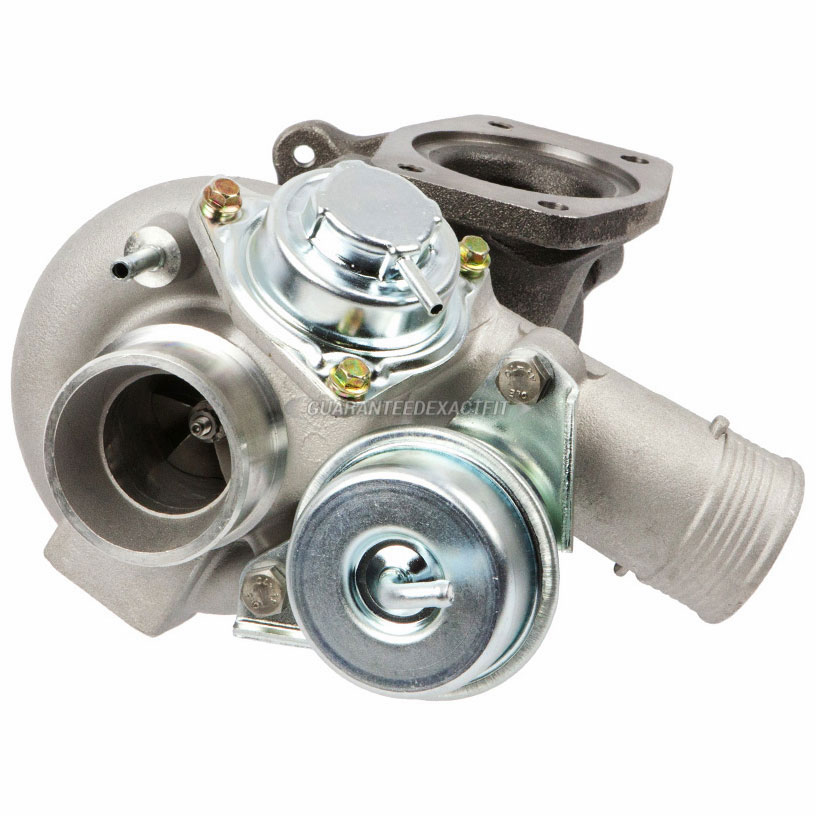 2007 Volvo V70 2.5L Engine [Non-R Models] Turbocharger