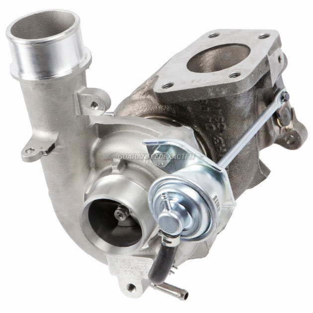 Mazda 6 2.3L Turbocharged Models Turbocharger