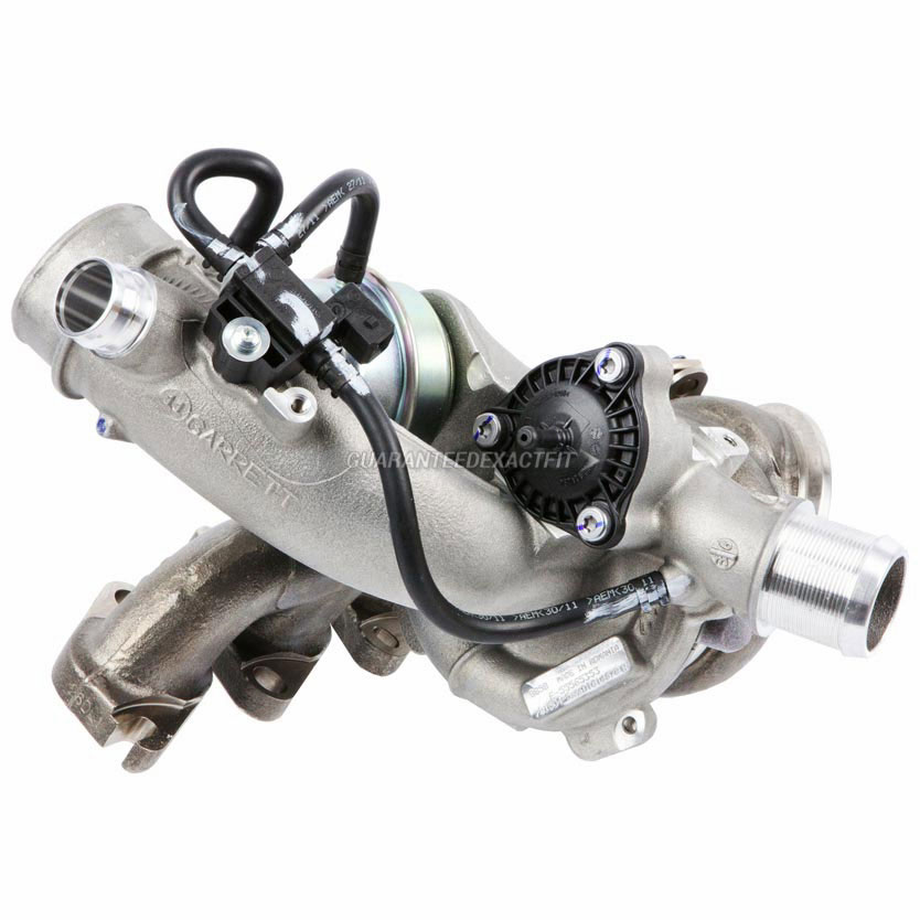 2012 Chevrolet Cruze 1.4L Engine Turbocharger