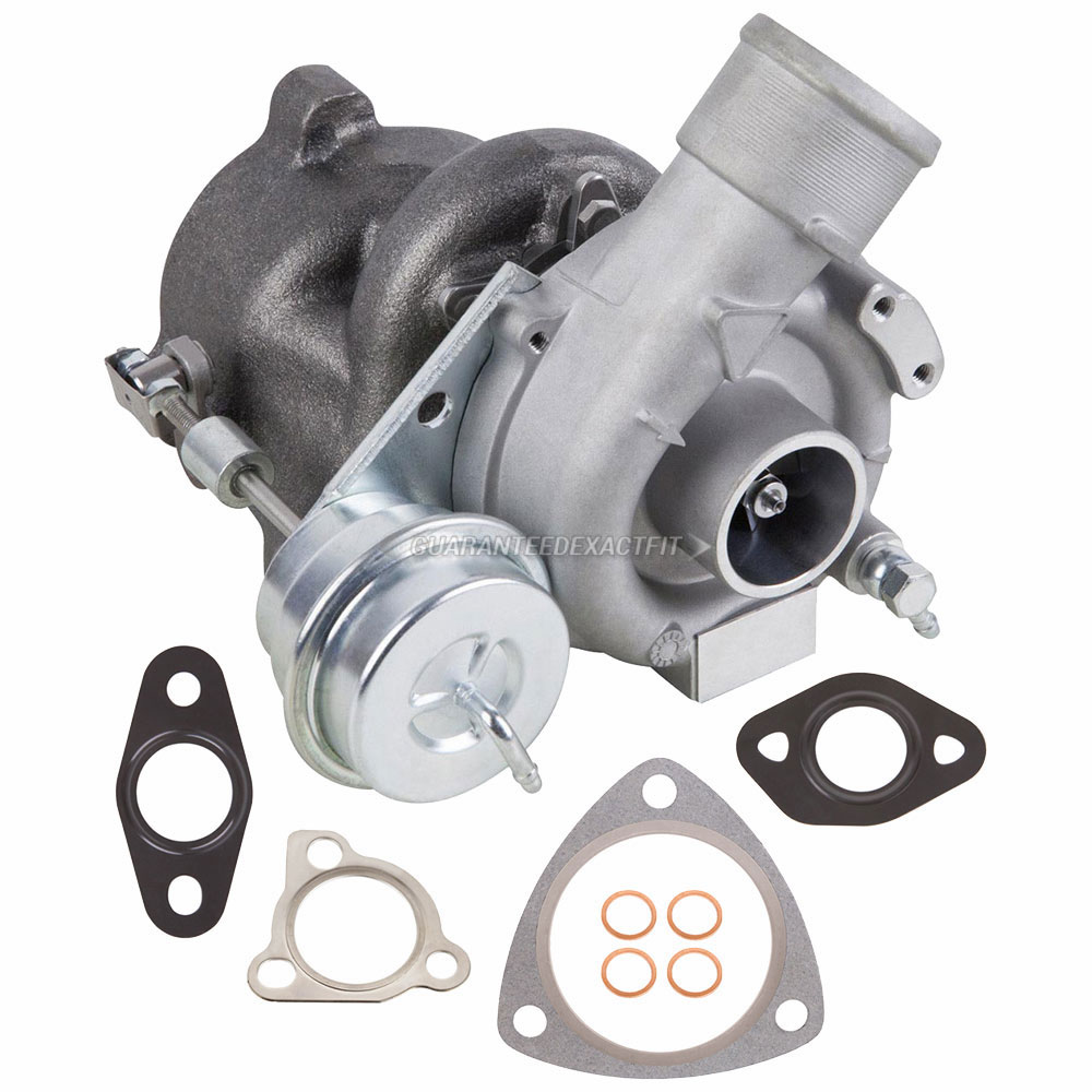 Audi A4 Turbocharger And Installation Accessory Kit Parts