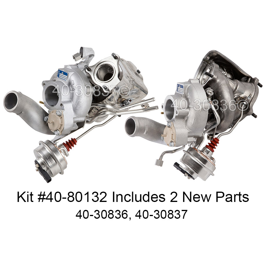 Bentley All Models                     Turbo Installation KitTurbo Installation Kit