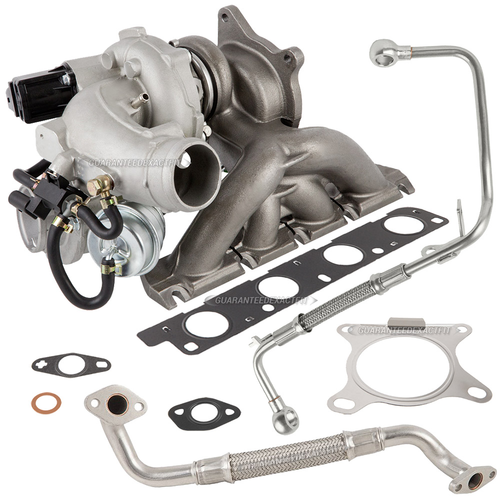 Volkswagen Eos                            Turbo Installation KitTurbo Installation Kit