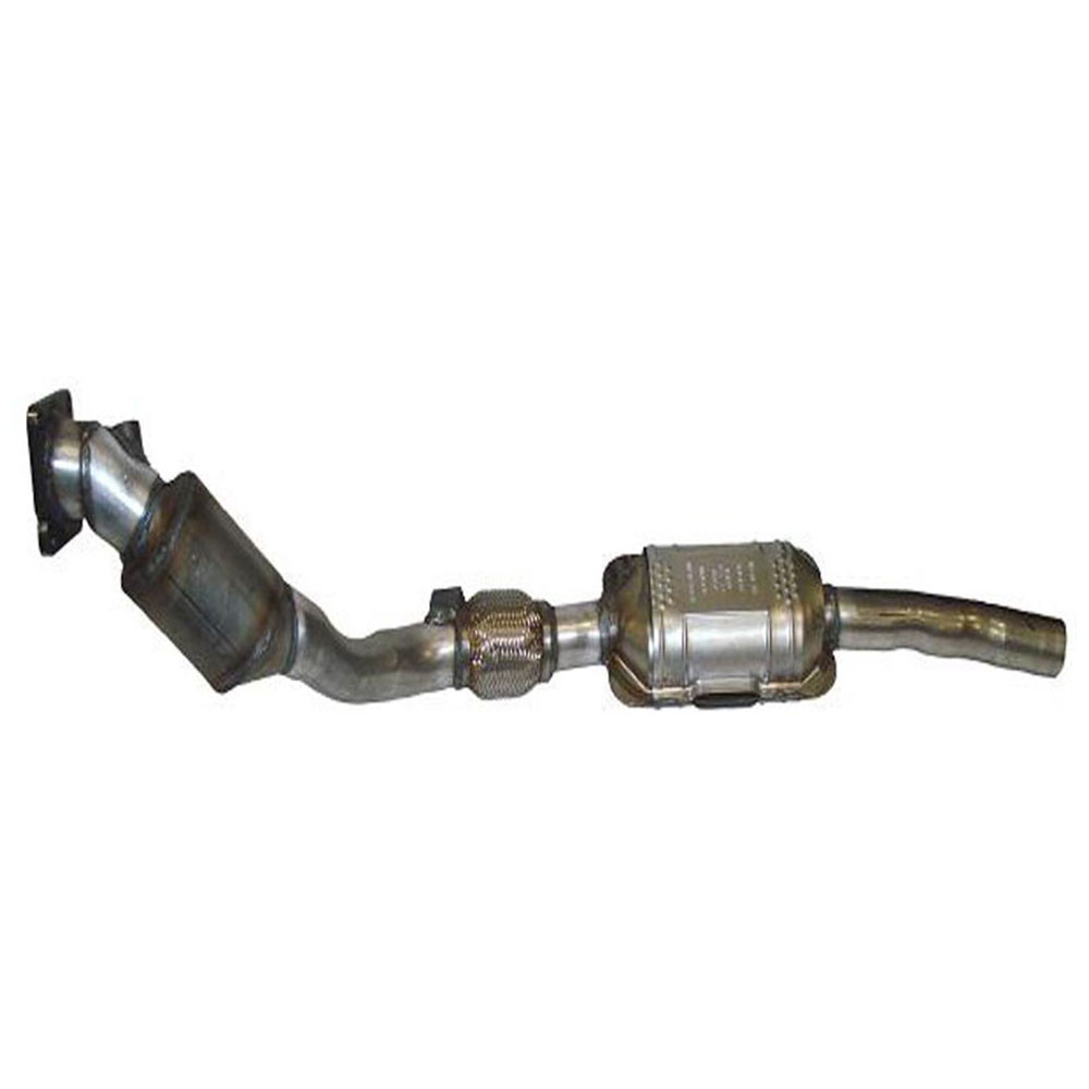 Audi A6                             Catalytic ConverterCatalytic Converter