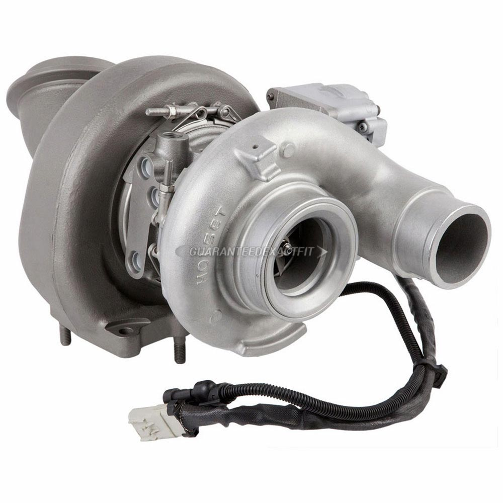 2012 Dodge Ram 6.7L Diesel Engine Turbocharger