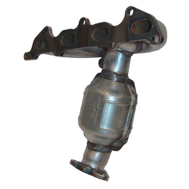Kia Rio                            Catalytic ConverterCatalytic Converter
