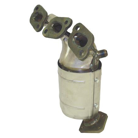 Mazda MPV                            Catalytic ConverterCatalytic Converter