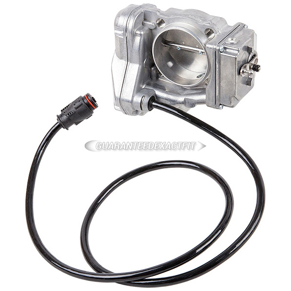 Mercedes_Benz 400SEL                         Throttle BodyThrottle Body