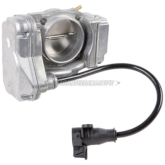 Mercedes_Benz 300E                           Throttle BodyThrottle Body