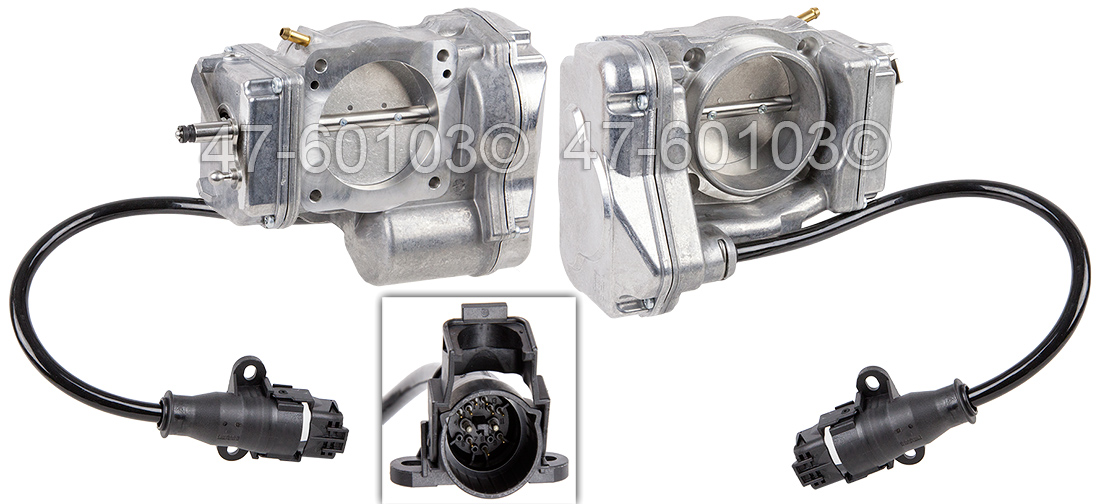 Mercedes_Benz 300TE                          Throttle BodyThrottle Body