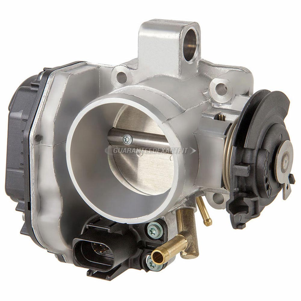 Volkswagen Cabriolet                      Throttle BodyThrottle Body