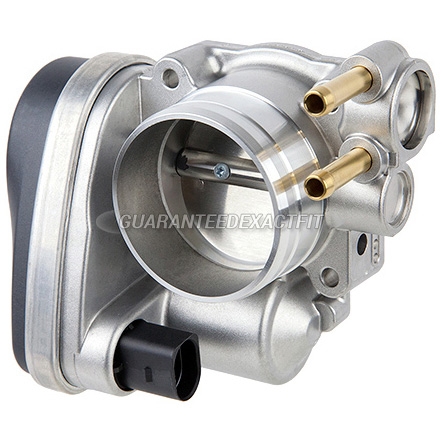Audi A3                             Throttle BodyThrottle Body