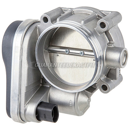 BMW 525                            Throttle BodyThrottle Body
