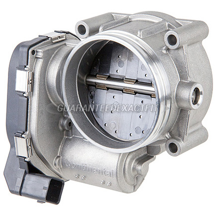 BMW Z4                             Throttle BodyThrottle Body
