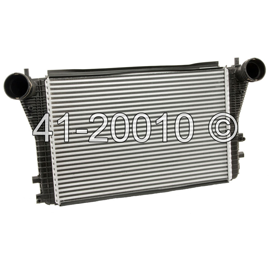 VW Golf                           IntercoolerIntercooler