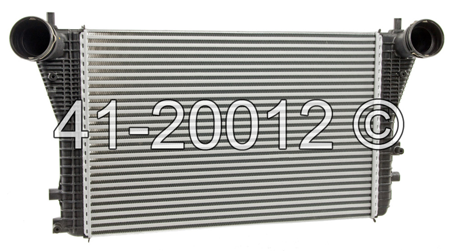 VW CC                             IntercoolerIntercooler