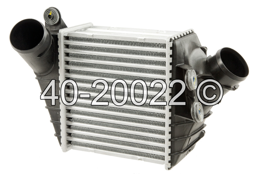 VW Beetle                         IntercoolerIntercooler