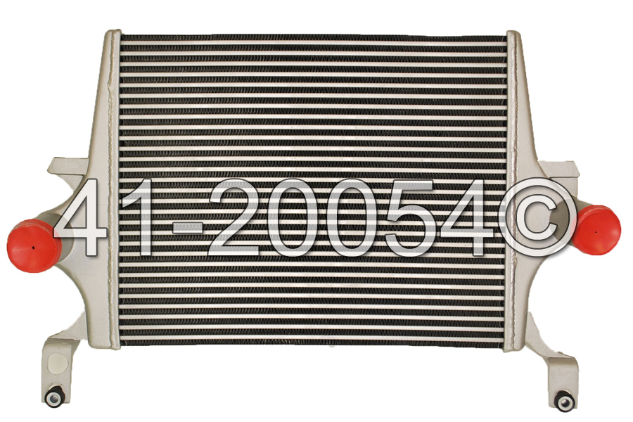 Ford Pick-up Truck                  IntercoolerIntercooler
