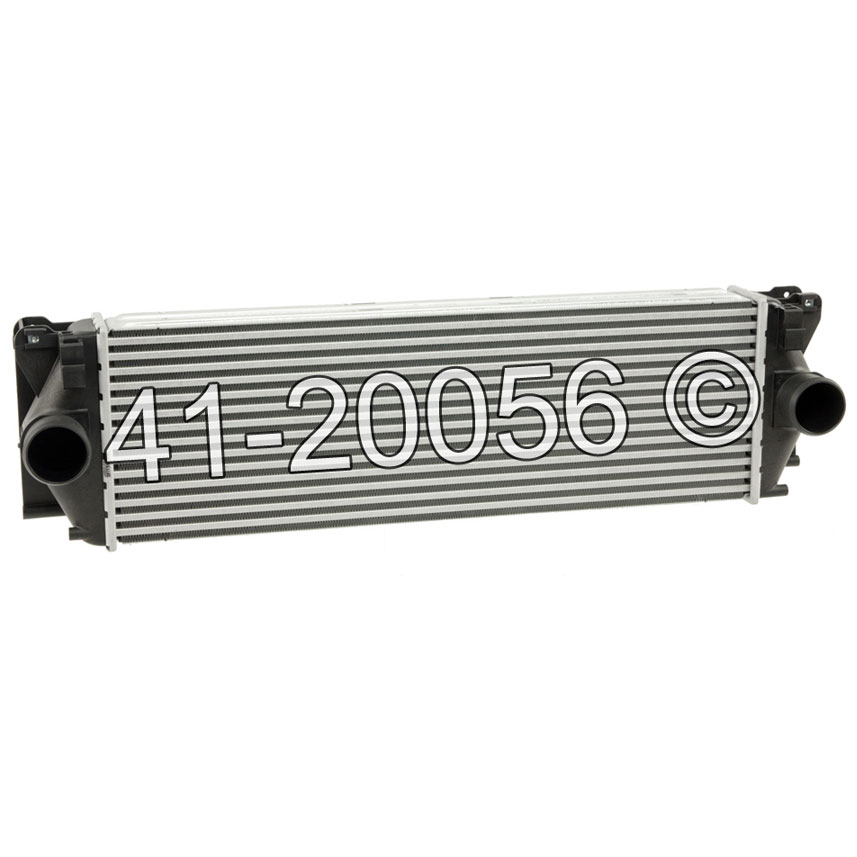Mercedes_Benz Sprinter Van                   IntercoolerIntercooler