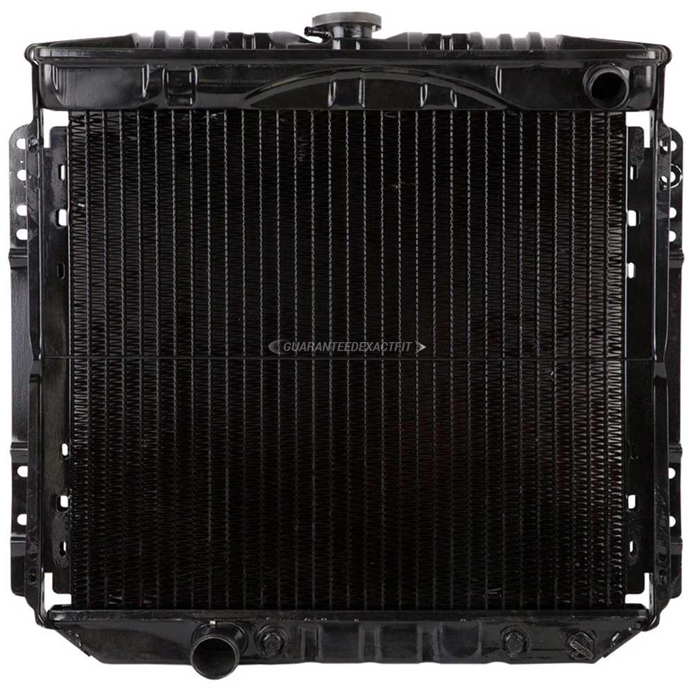 Ford Maverick                       RadiatorRadiator