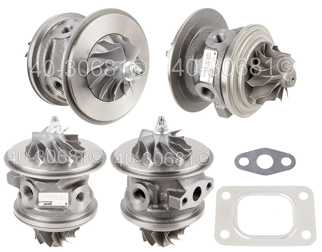 Mazda Protege MazdaSpeed Models - CHRA Only - Complete Turbocharger Assembly Currently Unavailable Turbocharger