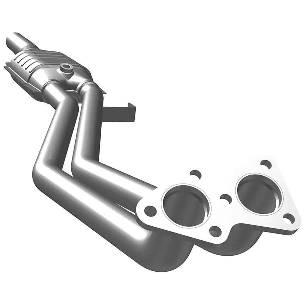 BMW 750iL                          Catalytic ConverterCatalytic Converter