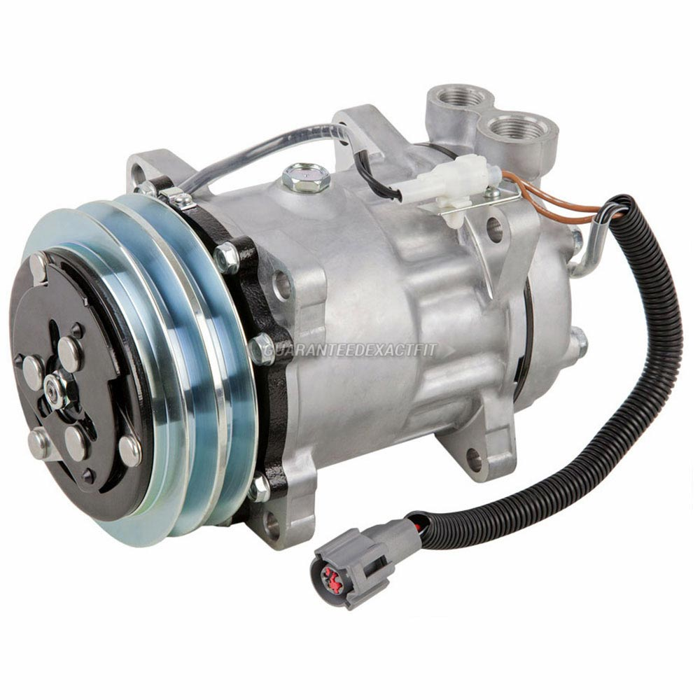 Sterling Heavy Duty Truck A/C Compressor