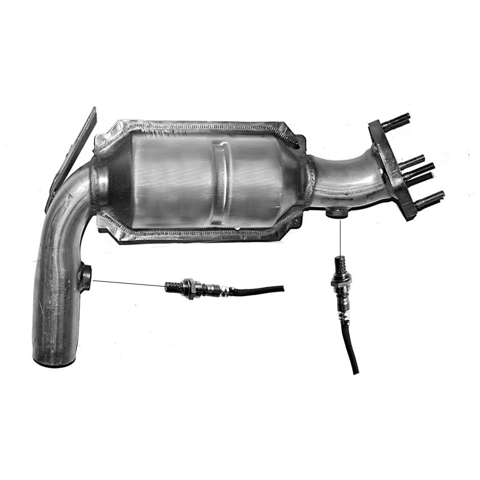 Jaguar XK8                            Catalytic ConverterCatalytic Converter